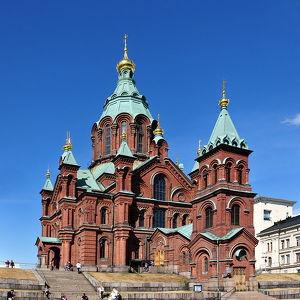 Хельсинский Успенский собор