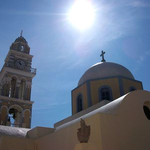 Roman Catholic Diocese of Santorini