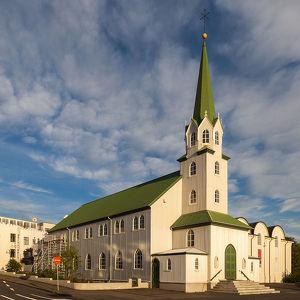 Свободная церковь Рейкьявика