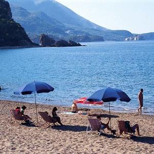 Beach Becici