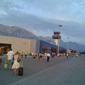Международный аэропорт Тиват