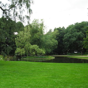 Дворцовый парк Slottsparken