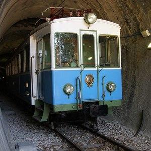 Галерея Монтале и Исторический Поезд