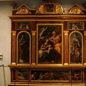 Музей и галерея искусств Сан-Франческо