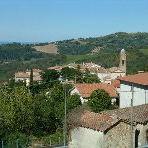 Город-замок Монтеджардино