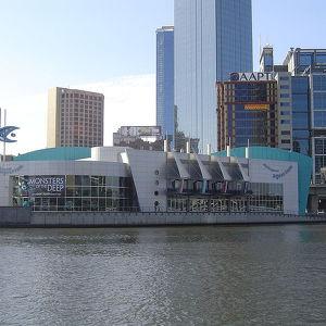 Мельбурнский аквариум