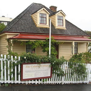 The Colonial Cottage Museum