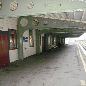 Western Hutt Railway Station