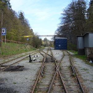 Ligne de Čermeľ à Alpinka