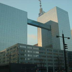 Башни-близнецы Belgacom