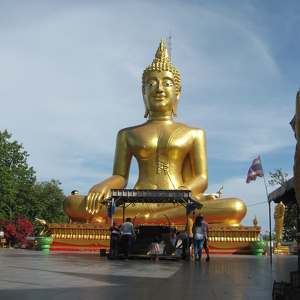 Big Buddha Hill