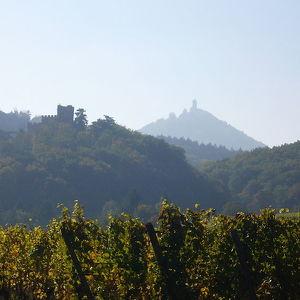 Замок Kintzheim