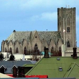 Церковь Ландакотскиркья