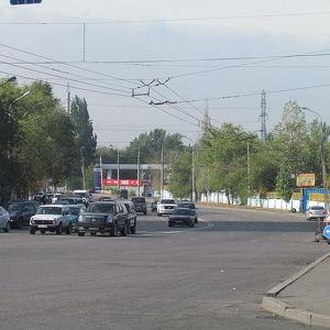 Satpayev street