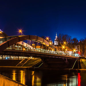 Мост короля Миндаугаса
