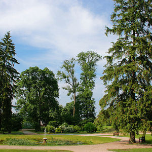 Botanical Garden of Vilnius University