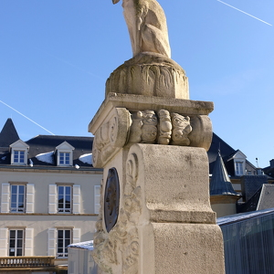 Monument to Michel Rodange