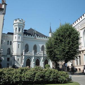 Здание Малой гильдии в Риге