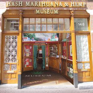 Hash, Marihuana & Hemp Museum
