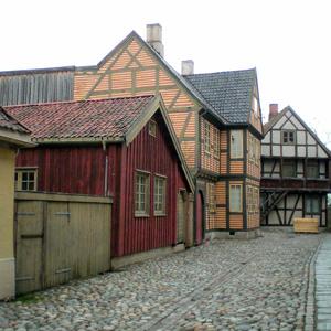 Норвежский народный музей