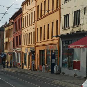 Район Груннерлокка в Осло