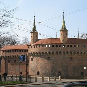 Городские ворота Кракова