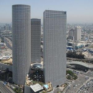Торговый центр Азриэли в Тель-Авиве