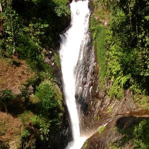 Водопад Гит Гит