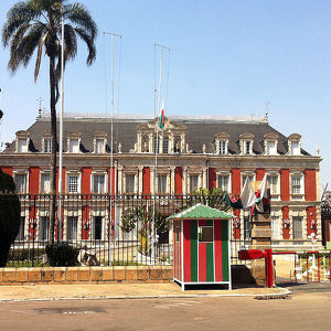 Ambohitsorohitra Palace