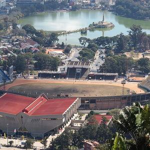 Муниципальный стадион Mahamasina