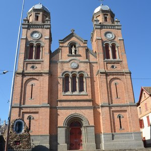 Holy Name of Jesus Cathedral