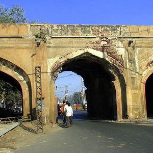 Tripolia Gates