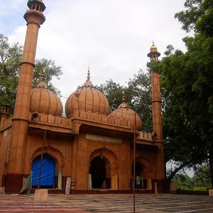 Golden Mosque (Red Fort)