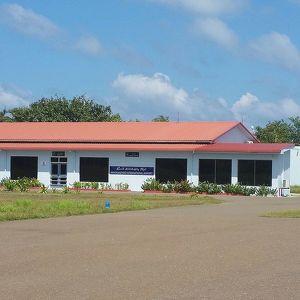 Hanimaadhoo International Airport