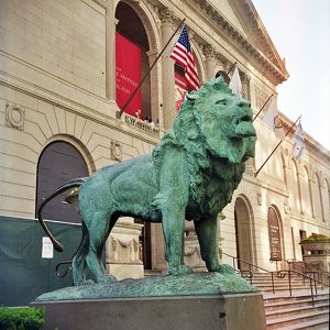 Институт искусств в Чикаго
