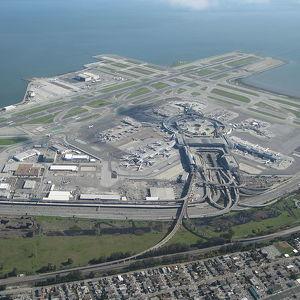 Международный аэропорт Сан-Франциско
