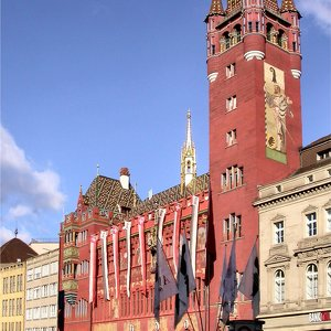 Basel Town Hall