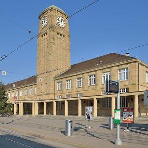 Basel Badischer Bahnhof