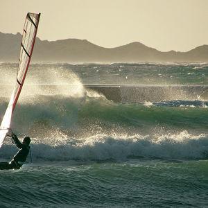 Пляжи Прадо