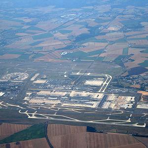 Аэропорт Париж-Шарль-де-Голль