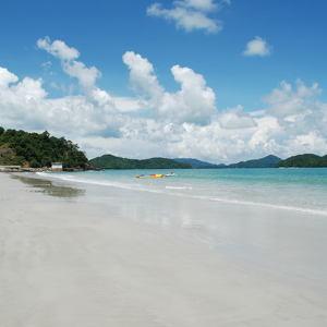Пляж Тенга