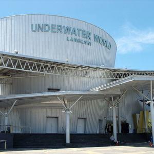 Океанариум Underwater World