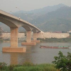 Fourth Thai–Lao Friendship Bridge