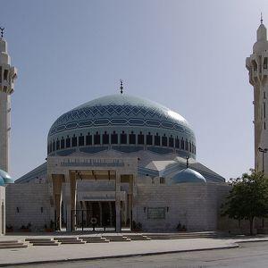 Мечеть короля Абдаллы I