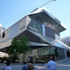 Публичная библиотека Сиэтла