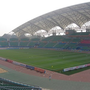 Guangzhou Higher Education Mega Center Central Stadium