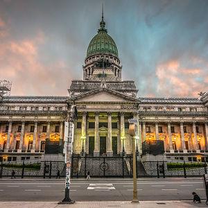 Дворец Аргентинского национального конгресса