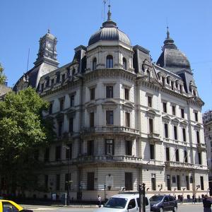 Городская ратуша Буэнос-Айреса