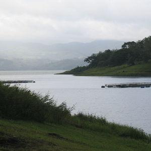 Озеро Ареналь