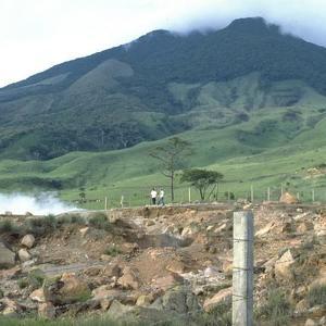 Вулкан Миравальес
